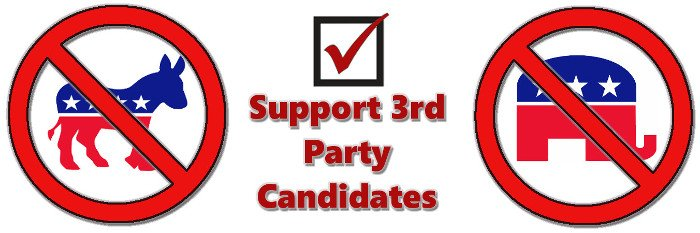 Florida Third party candidates & Independent candidates