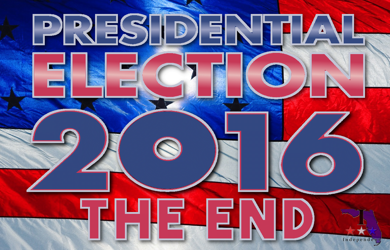 2016 election results - US presidential election