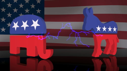 Tips for conservatives in political discussions with democrats